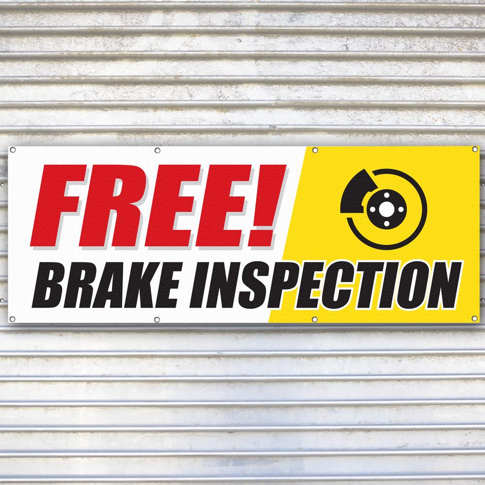 Free Brake Inspection Near Me >> Free Brake Inspection Banner